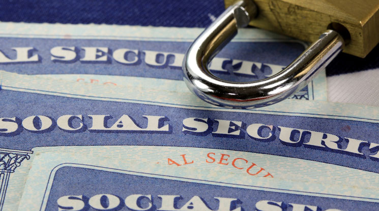 Picture of Social Security Card